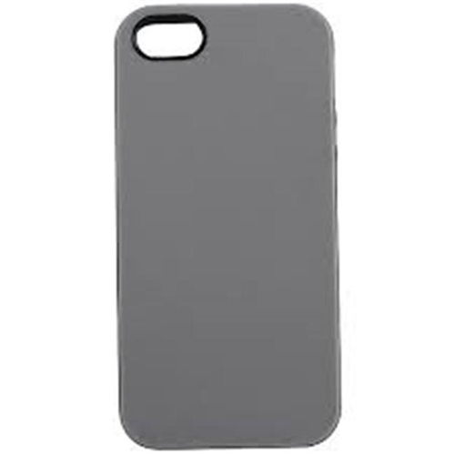 Accellorize Fitted Hard Shell Case for iPhone 4 - Gray