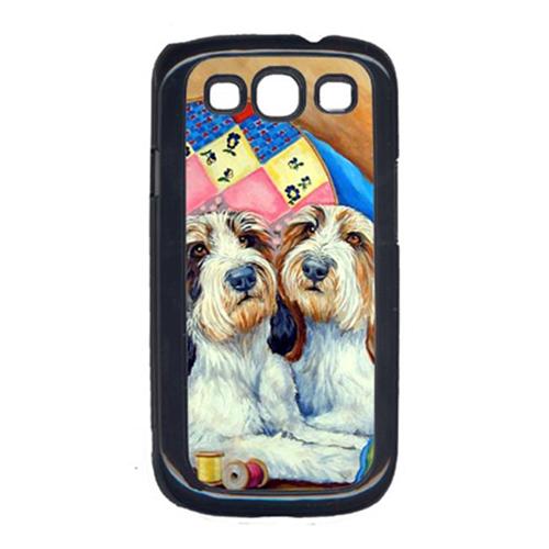 Carolines Treasures 7095GALAXYSIII Petit Basset Griffon Vendeen Pbgv Cell Phone Cover Galaxy S111