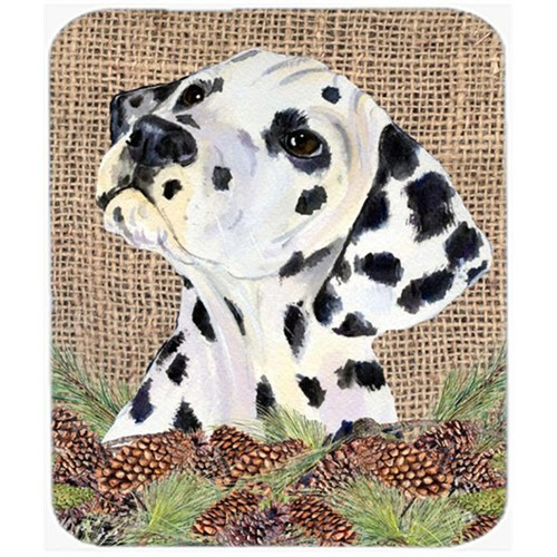 Carolines Treasures SS4083MP Dalmatian Mouse Pad Hot Pad Or Trivet