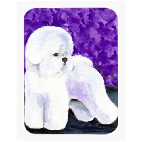 Carolines Treasures SS8692MP Bichon Frise Mouse Pad & Hot Pad Or Trivet