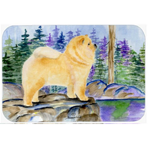 Carolines Treasures SS8003MP 8 x 9.5 in. Chow Chow Mouse Pad Hot Pad or Trivet
