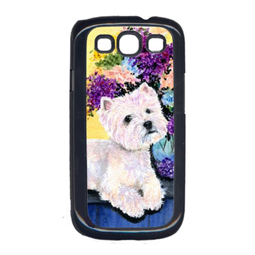 Carolines Treasures SS8291GALAXYSIII Westie Galaxy S111 Cell Phone Cover