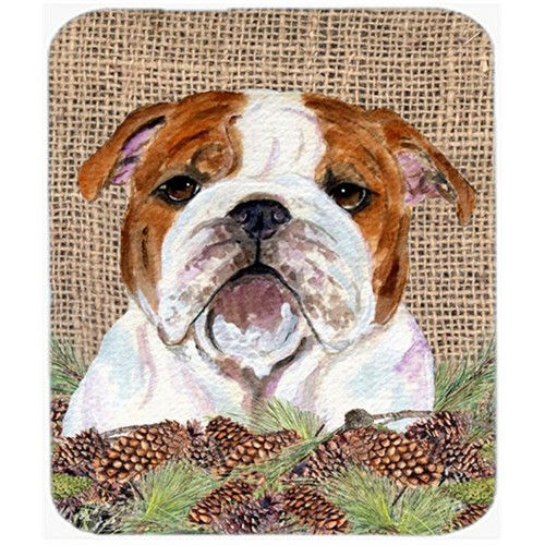 Carolines Treasures SS4075MP Bulldog English Mouse Pad Hot Pad Or Trivet