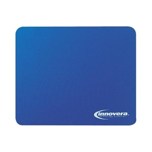 Efilliate Reseller 107 0160 Mouse Pad Natural Rubber - Blue