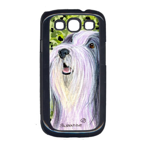 Carolines Treasures SS8808GALAXYSIII Bearded Collie Cell Phone Cover Galaxy S111