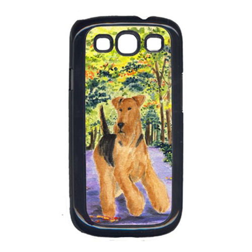 Carolines Treasures SS8208GALAXYSIII Airedale Cell Phone Cover Galaxy S111