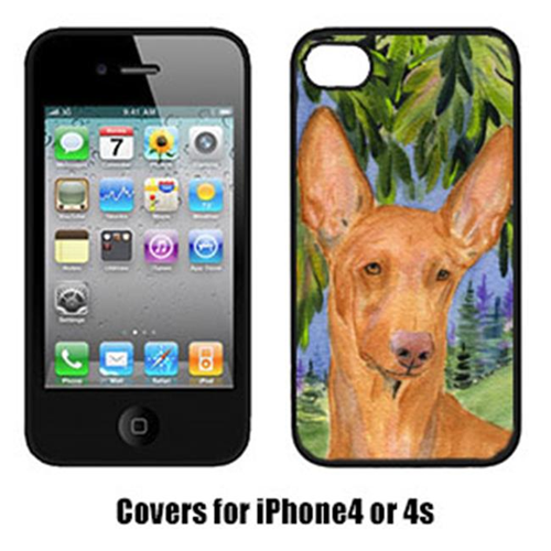 Carolines Treasures SS8268IP4 Pharoh Hound Cell Phone cover IPhone 4