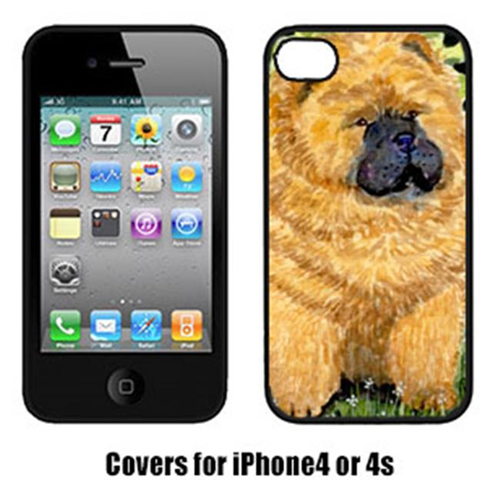 Carolines Treasures SS8945IP4 Chow Chow Iphone 4 Cover