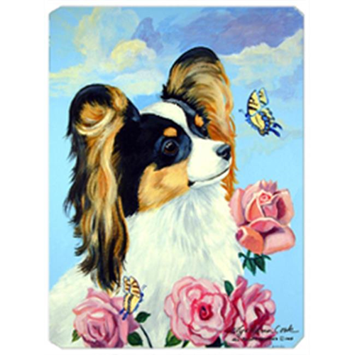 Carolines Treasures 7242MP 8 x 9.5 in. Papillon Mouse Pad Hot Pad or Trivet