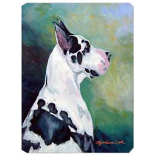 Carolines Treasures 7278MP 8 x 9.5 in. Great Dane Mouse Pad Hot Pad Or Trivet