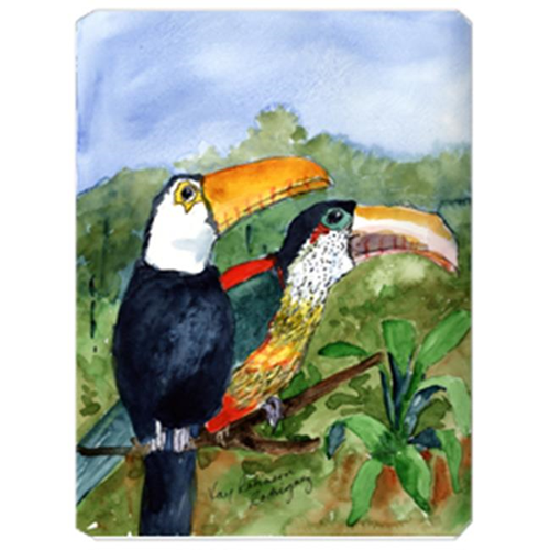 Carolines Treasures KR9032MP 9.5 x 8 in. Bird - Toucan Mouse Pad Hot Pad or Trivet