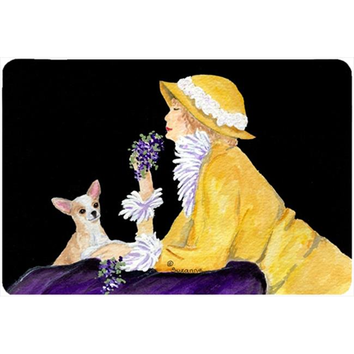 Carolines Treasures SS8632MP Chihuahua Mouse Pad Hot Pad Or Trivet