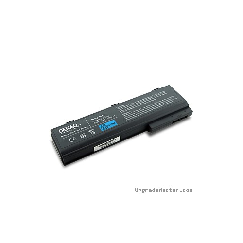 Denaq DQ-PA3009U-6 High Capacity Battery for Toshiba Tecra 8100 Laptops- 4500mAh
