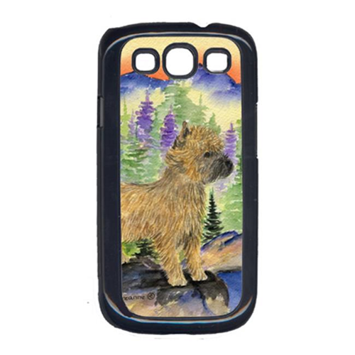 Carolines Treasures SS8255GALAXYSIII Cairn Terrier Cell Phone Cover For Galaxy S111