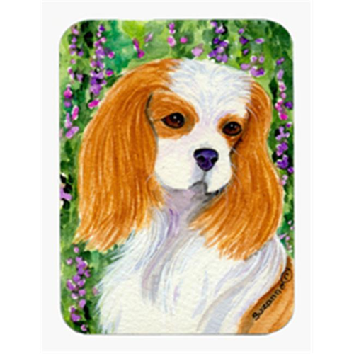 Carolines Treasures SS1006MP 8 x 9.5 in. Cavalier Spaniel Mouse Pad Hot Pad or Trivet