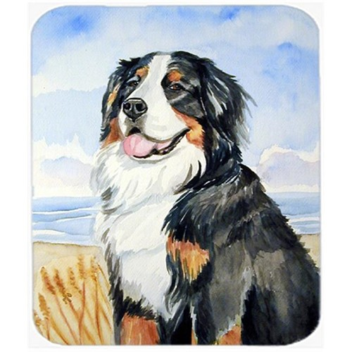 Carolines Treasures 7012MP 9.5 x 8 in. Bernese Mountain Dog Mouse Pad Hot Pad or Trivet