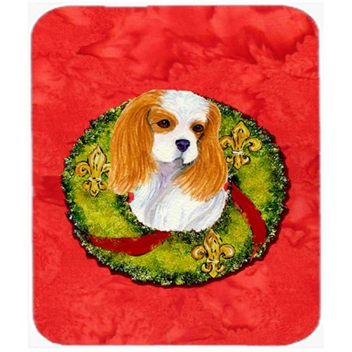 Carolines Treasures SS4214MP Cavalier Spaniel Mouse Pad Hot Pad or Trivet