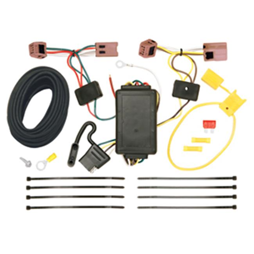 Tow Ready 118545 T-One Connector Assembly With Upgraded Circuit Protected Modulite Module 8.88 x 4 x 6 in.