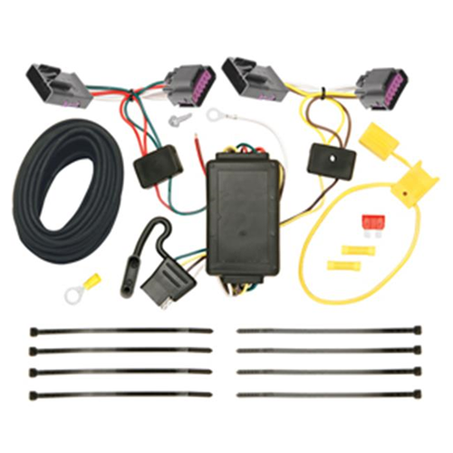 Tow Ready 118565 T-One Connector Assembly With Upgraded Circuit Protected Modulite Module 4 x 3.90 x 8.90 in.