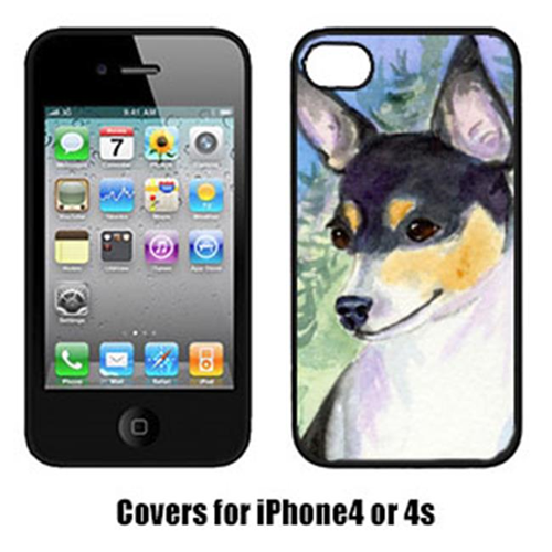 Carolines Treasures SS8927IP4 Fox Terrier Cell Phone Cover Iphone4