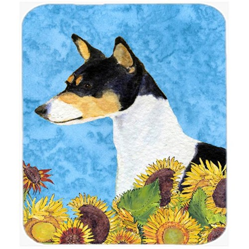 Carolines Treasures SS4147MP Basenji Mouse Pad Hot Pad or Trivet