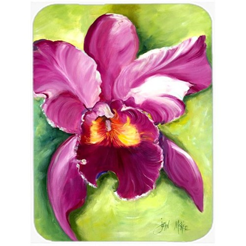 Carolines Treasures JMK1176MP Orchid Mouse Pad Hot Pad & Trivet