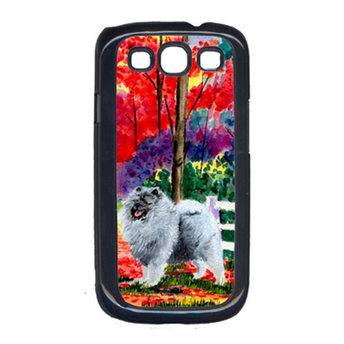 Carolines Treasures SS8432GALAXYSIII Keeshond Galaxy S111 Cell Phone Cover
