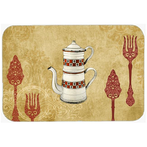 Carolines Treasures SB3088MP 7.75 x 9.25 In. Teapot Welcome Mouse Pad Hot Pad Or Trivet