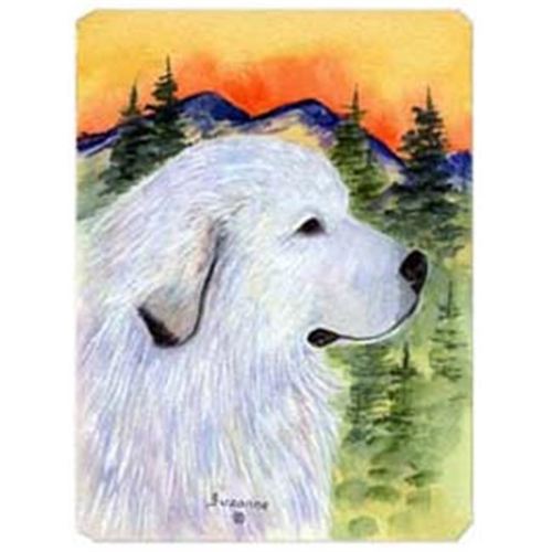 Carolines Treasures SS8236MP Great Pyrenees Mouse Pad Hot Pad & Trivet