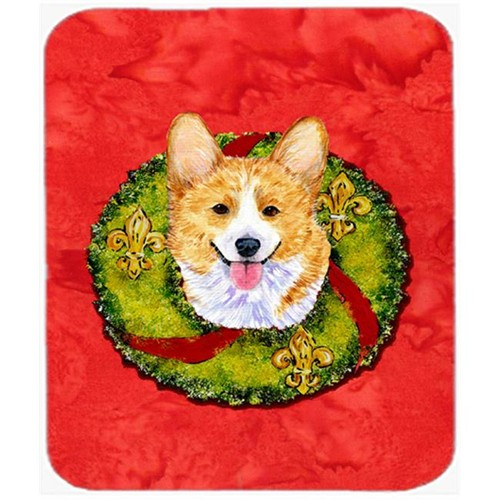 Carolines Treasures SS4176MP Corgi Mouse Pad Hot Pad or Trivet
