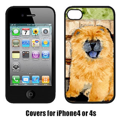 Carolines Treasures SS8875IP4 Chow Chow Cell Phone Cover Iphone4