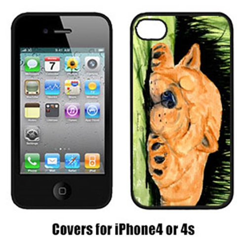 Carolines Treasures SS8526IP4 Chow Chow Iphone4 Cover