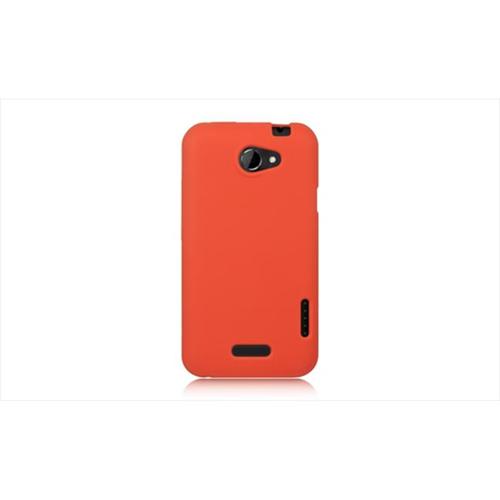 Dreamwireless Skin Case for HTC One X; HTC Onex - Red