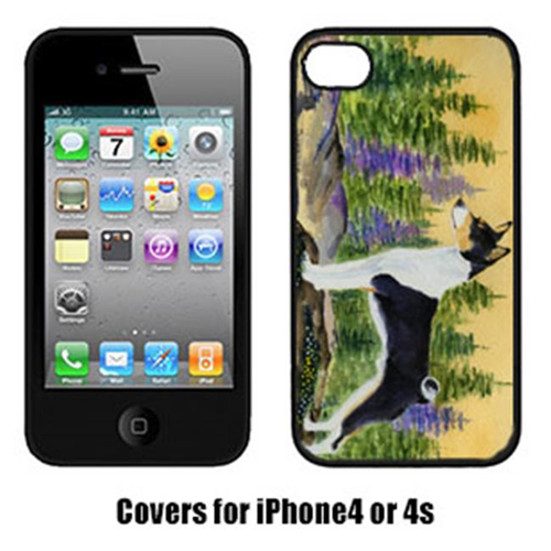 Carolines Treasures SS8201IP4 Basenji Cell Phone cover IPhone 4