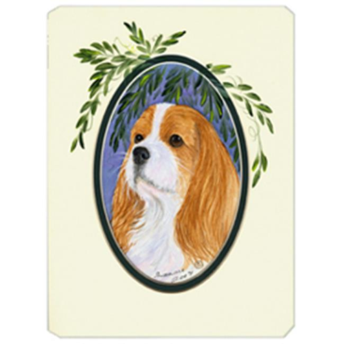 Carolines Treasures SS8024MP Cavalier Spaniel Mouse Pad Hot Pad & Trivet