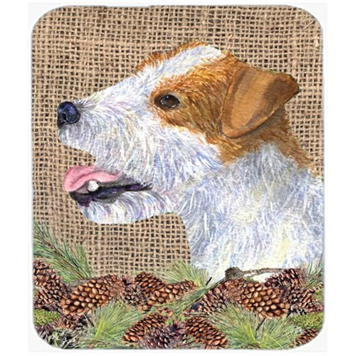 Carolines Treasures SS4093MP Jack Russell Terrier Mouse Pad Hot Pad or Trivet