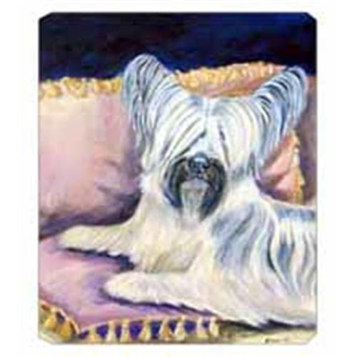 Carolines Treasures 7154MP 8 x 9.5 in. Skye Terrier Mouse Pad Hot Pad Or Trivet