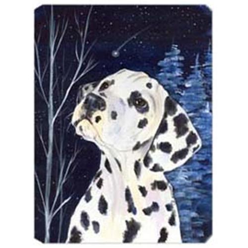 Carolines Treasures SS8370MP Starry Night Dalmatian Mouse Pad