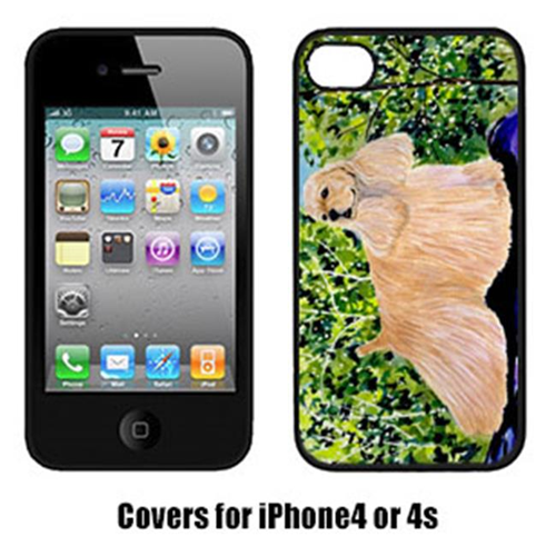 Carolines Treasures SS8668IP4 Cocker Spaniel Cell Phone Cover Iphone4