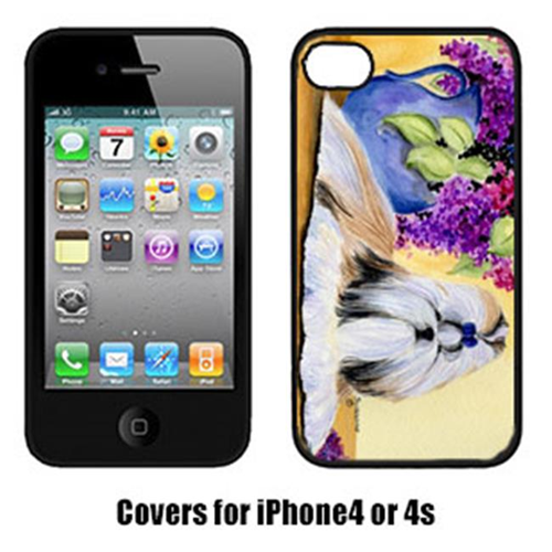 Carolines Treasures SS8341IP4 Shih Tzu Cell Phone cover IPhone 4