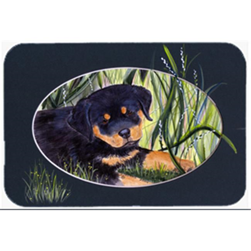 Carolines Treasures SS8053MP Rottweiler Mouse Pad Hot Pad & Trivet