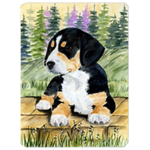 Carolines Treasures SS8132MP Entlebucher Mountain Dog Mouse Pad Hot Pad & Trivet