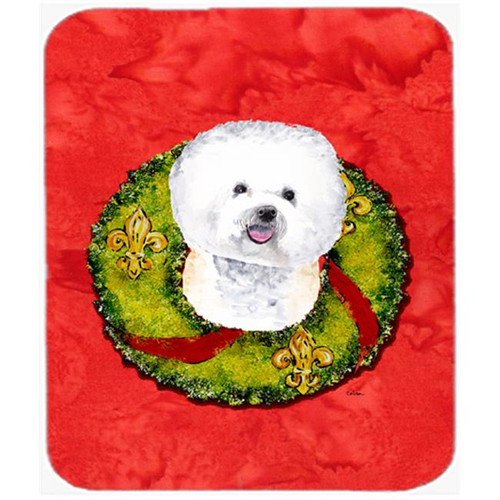 Carolines Treasures SC9093MP Bichon Frise Mouse Pad Hot Pad Or Trivet