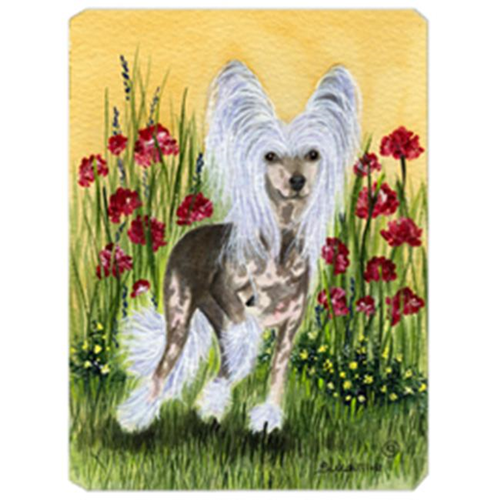 Carolines Treasures SS8185MP Chinese Crested Mouse Pad Hot Pad & Trivet