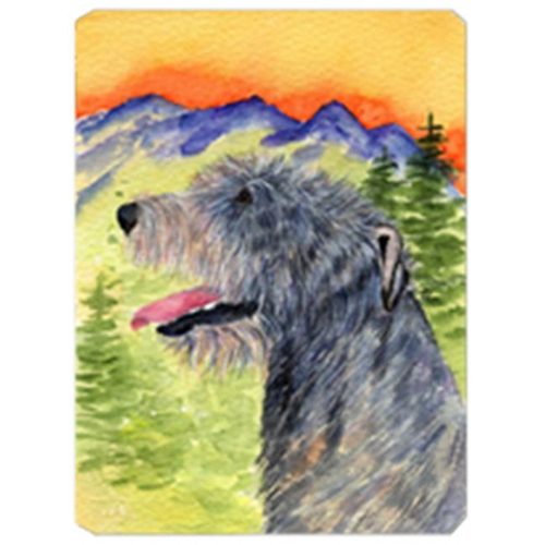 Carolines Treasures SS8209MP Irish Wolfhound Mouse Pad Hot Pad & Trivet