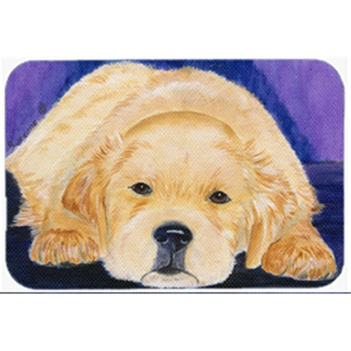 Carolines Treasures SS8212MP Golden Retriever Mouse Pad Hot Pad & Trivet