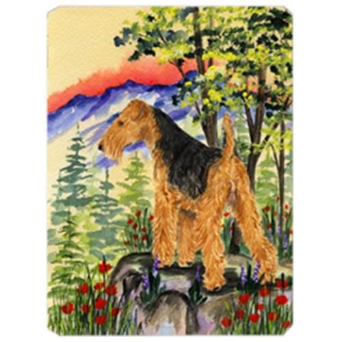 Carolines Treasures SS8228MP Lakeland Terrier Mouse Pad Hot Pad & Trivet
