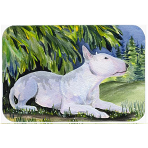 Carolines Treasures SS8266MP Bull Terrier Mouse Pad Hot Pad & Trivet