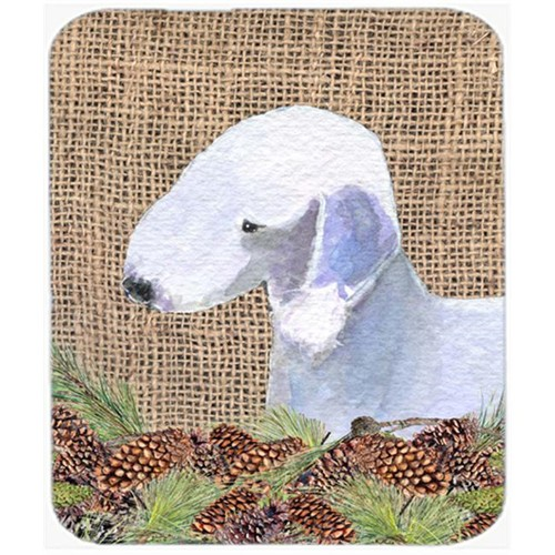 Carolines Treasures SS4074MP Bedlington Terrier Mouse Pad Hot Pad Or Trivet