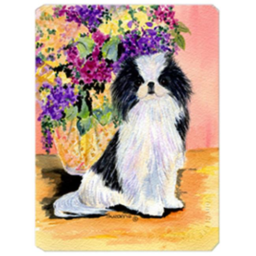 Carolines Treasures SS8299MP Japanese Chin Mouse Pad Hot Pad & Trivet